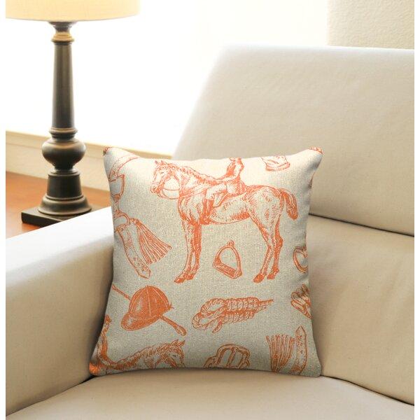 Peachy Equestrian Pillows Wayfair Machost Co Dining Chair Design Ideas Machostcouk