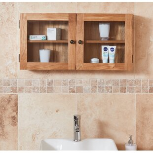 Gagne Wall Mounted Display Cabinet By Ebern Designs