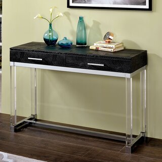"Maxwell 43.25"" Console Table by Mercer41 SKU:AC521236 Price Compare"