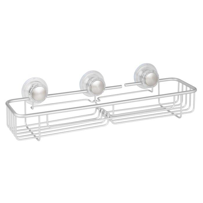InterDesign Metro Aluminum Shower Caddy | Wayfair.ca