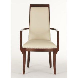Elegant Deco Armchair By Global Views
