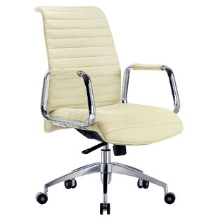 Galaviz Classic Mid Back Multi Function Executive Chair