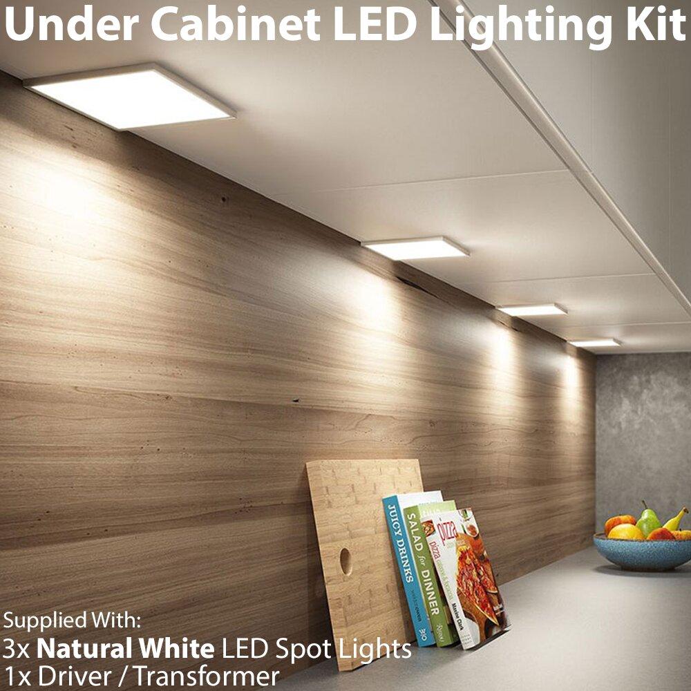 Bogue LED Under Cabinet Puck Light