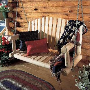 Keane Porch Swing by Loon Peak