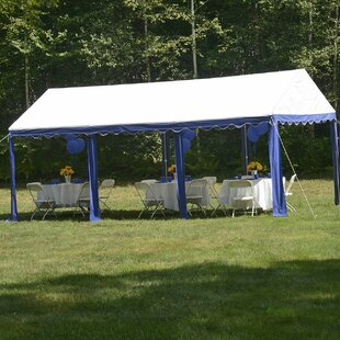 10 Ft. W x 20 Ft. D Metal Party Tent by ShelterLogic