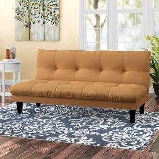Conkle Futon Convertible Sofa