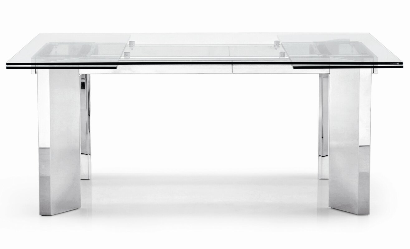 Tower Extendable Dining Table Reviews AllModern