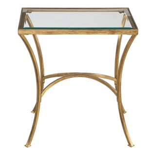 Rudy End Table by Rosdorf ..