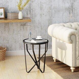 Trend Dudek End Table by Ebern Designs
