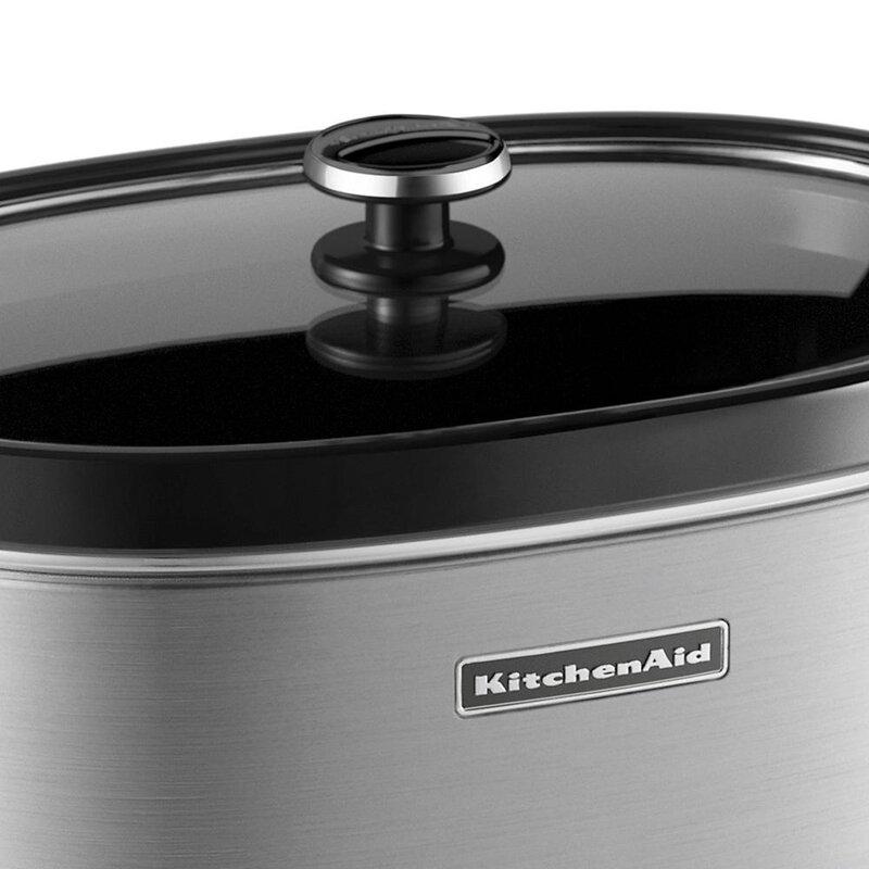 Kitchenaid 6 Qt Slow Cooker Reviews Wayfair