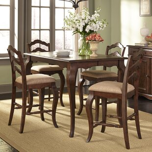 Aspremont Counter Height 5 Piece Dining Set