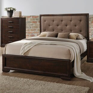 Westra Upholstered Panel Bed by Gracie Oaks
