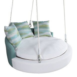 Fizz Sky Hanging Porch Swing by Seasonal Living