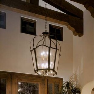 La Palma 2-Light Outdoor Wall Lantern