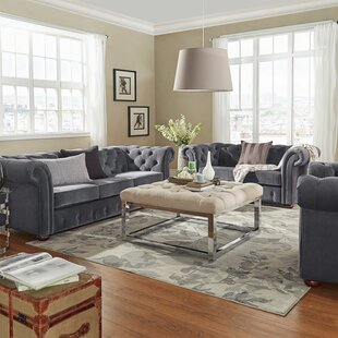 Les 3 Piece Living Room Set by Willa Arlo Interiors