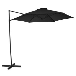 Mayville 2.7m Cantilever Parasol By Sol 72 Outdoor