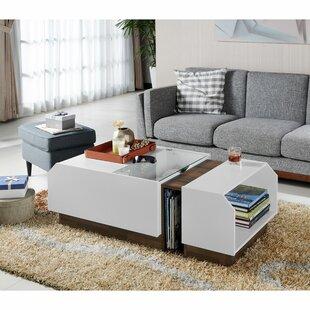Portola Modern Coffee Table by Wrought Studio