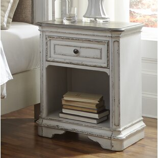 Treport 1 Drawer Nightstand