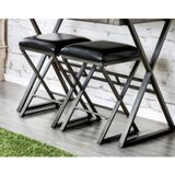 Matos Leatherette 24 Bar Stool (Set of 2) by Williston Forge