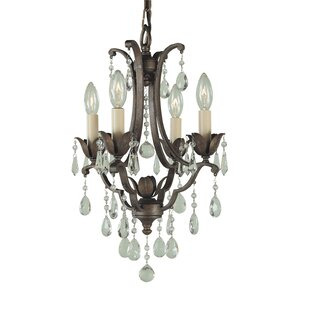 Astoria Grand Drumavoley 4-Light Candle S..