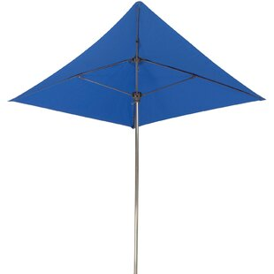 Prestige 10' Square Market Umbrella by Fiberbuilt Discount