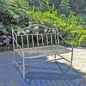 Gartenbank Okelly aus Eisen von Garten Living