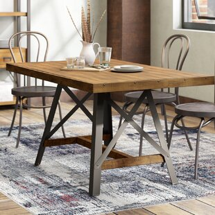 Trent Austin Design Laguna Reclaimed Solid Wood Dining Table