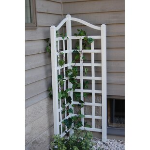 Dura-Trel Oxford Vinyl Lattice Panel Trellis