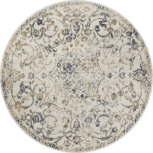 Marland Elegance Ivory Area Rug by House of Hampton