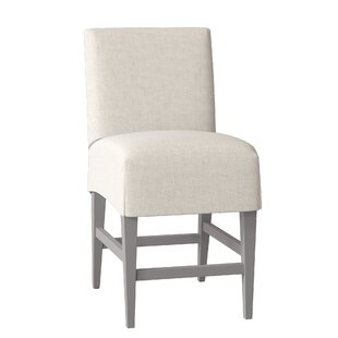 Stella Upholstered Parsons Chair by Moss Studio