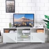 Beagan TV Stand for TVs up to 65 by Latitude Run®