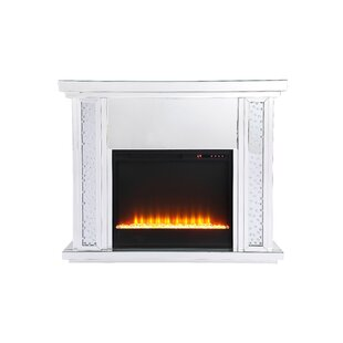 Abbott Electric Fireplace by R..