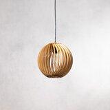 Hertel 1 - Light Single Globe Pendant