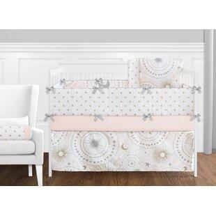 Celestial 9 Piece Crib Bedding Set
