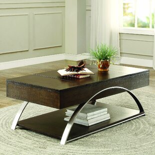 Best Reviews Aldo Lift Top Coffee Table By Latitude Run