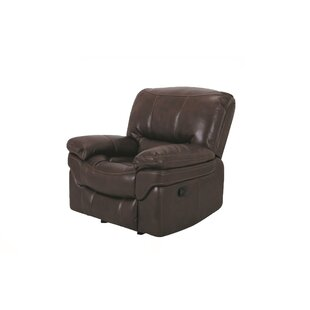 Loewen Motion Glider Recliner Red Barrel Studio