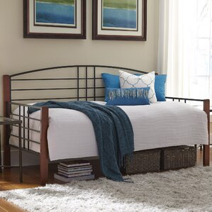 Hollie Metal Daybed by Latitude Run