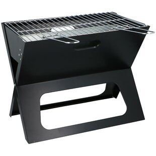 Elara 28cm Portable Charcoal Barbecue By Symple Stuff