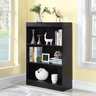 Holden Compact Wooden Standard Bookcase