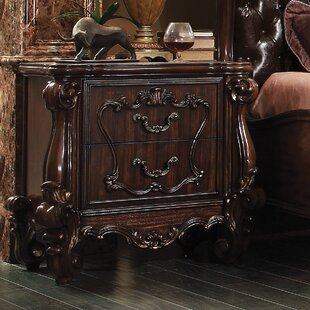 Welton 2 Drawer Nightstand