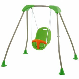 Trigano Tatou Funny Foldable Baby Swing Set By Freeport Park