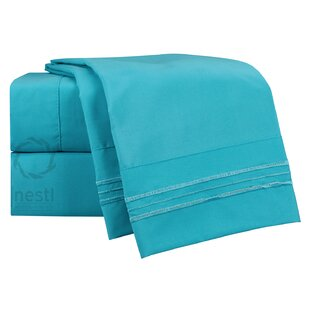 Bluebird Microfiber Sheet Set