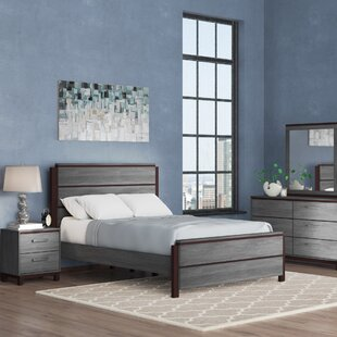 Hidalgo Panel 4 Piece Bedroom Set