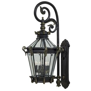 Stratford Hall 5-Light Outdoor Wall Lantern