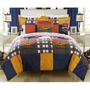 Castellanos Reversible Comforter Set