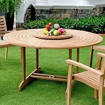Cooley Teak Dining Table