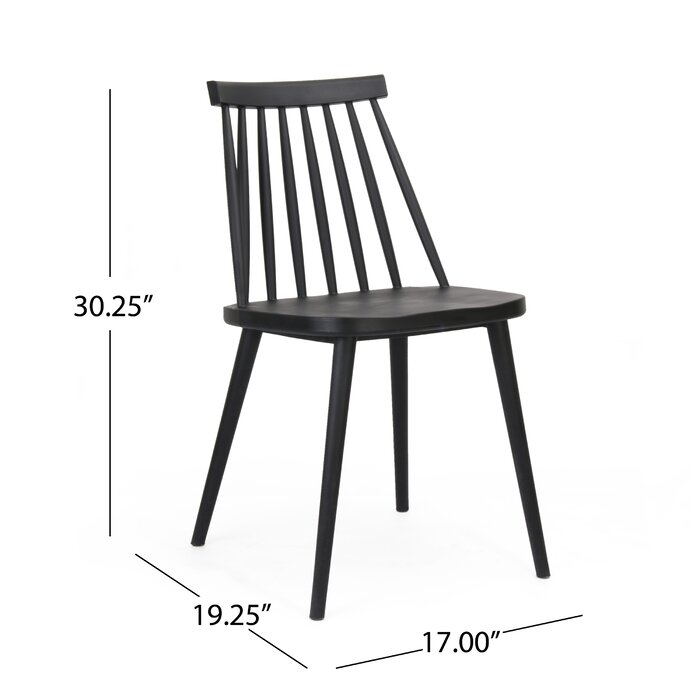 Miraculous Osblek Farmhouse Spindle Back Dining Chair Alphanode Cool Chair Designs And Ideas Alphanodeonline