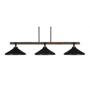 Trent Austin Design Davidson 3-Light Kitchen Island Pendant