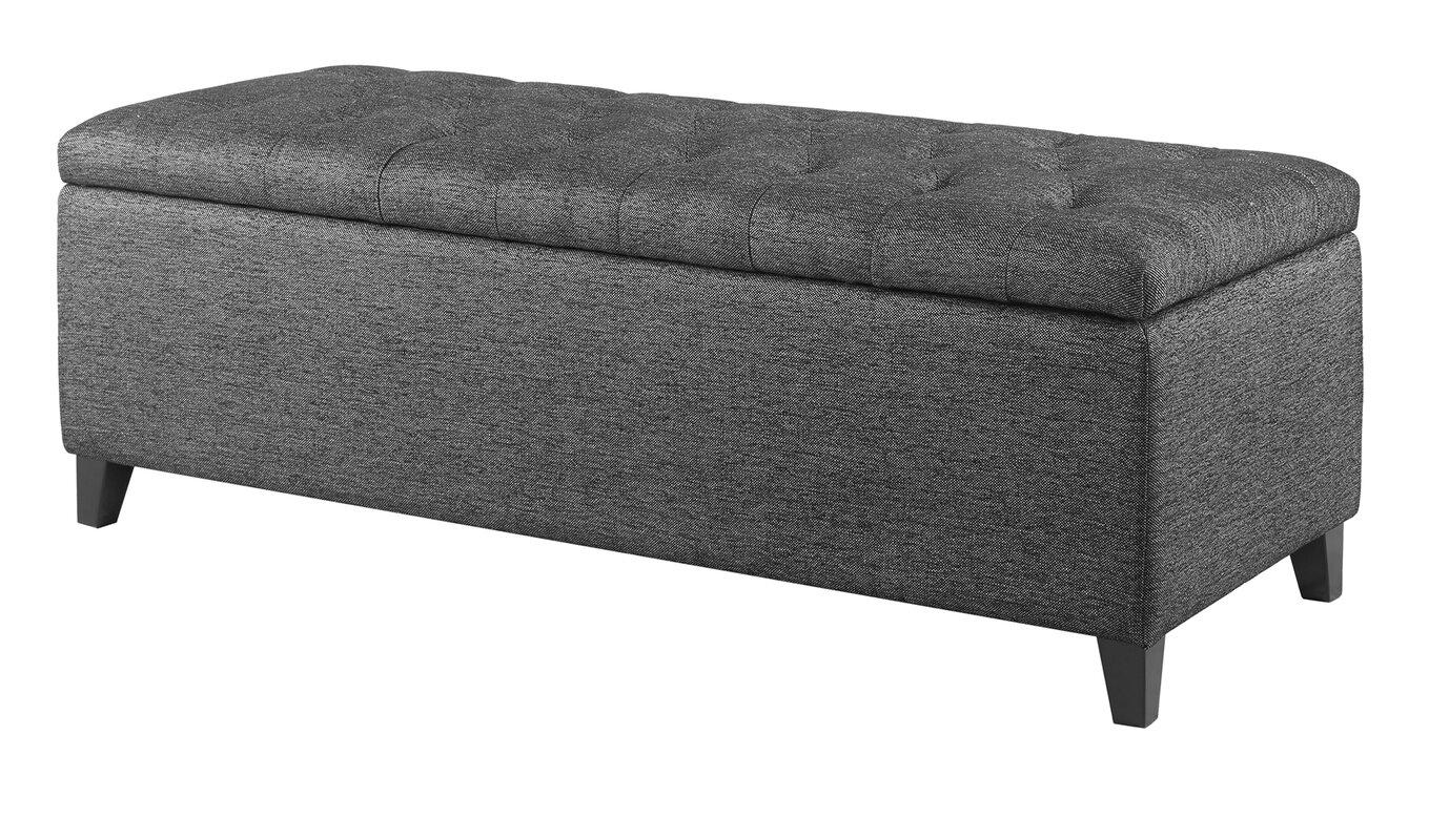 holoman upholstered storage bench. holoman upholstered storage bench  reviews  joss  main