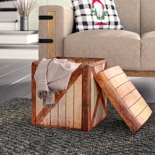 Keener Storage Ottoman by Loon Peak